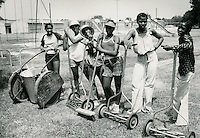 UNDATED...Bowling Park (Bowling Green?).Summer Employment Program TPP.Bowling Yard Work Maintenance.Summer Work Awareness.Reward Trip - Disney World....NEG#.NRHA#..