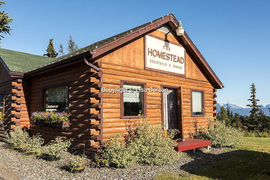 The Homestead. Homer, Alaska.