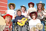 LETS DANCE: Preparing for the 40th anniversary celebrations to mark the New Central Ballroom in Ballybunion are members and friends of the Ballybunion Community Centre..Front L/r. Margaret Hayes, John Costello, Liz Khatib..Back L/r. Patsy Gleeson, Carol Yates, Trish Lewis and Josie Kennelly..   Copyright Kerry's Eye 2008
