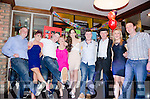 21 REASONS TO CELEBRATE:  Young Jackie Healy Rae celebrates his 21st birthday with close family and friends at Kenmore's Brook Lane Hotel last Saturday night.