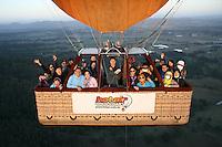 20160816 August 16 Hot Air Balloon Gold Coast