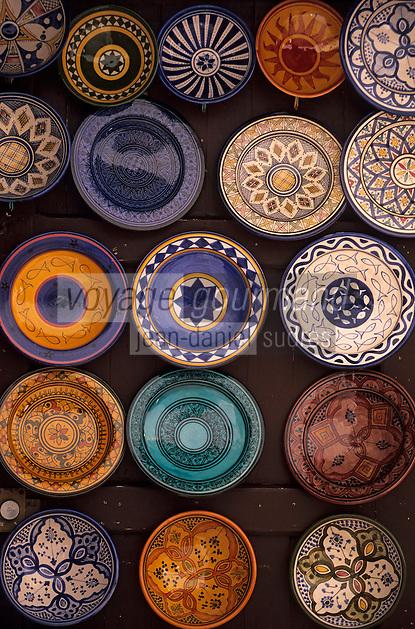 Afrique/Maghreb/Maroc/El-Jadida : Dans les rues de la Citadelle Portugaise