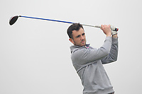 Jamie Sutherland (Galgorm Castle) on the 2nd tee during Round 1 of The East of Ireland Amateur Open Championship in Co. Louth Golf Club, Baltray on Saturday 1st June 2019.<br /> <br /> Picture:  Thos Caffrey / www.golffile.ie<br /> <br /> All photos usage must carry mandatory copyright credit (© Golffile | Thos Caffrey)