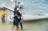 AR_08162016_RIO_PREOLYMPICS_0129.ARW  © Amory Ross / US Sailing Team.  RIO DE JENEIRO - BRAZIL. August 16, 2016. Day 9 of racing at the Olympics.