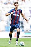 Levante UD's Nikola Vukcevic during La Liga match. September 14,2019. (ALTERPHOTOS/Acero)