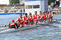 THE TEMPLE CHALLENGE CUP<br /> Brown University, USA (81)<br /> University of West of England (126)<br /> <br /> Henley Royal Regatta 2018 - Wednesday<br /> <br /> To purchase this photo, or to see pricing information for Prints and Downloads, click the blue 'Add to Cart' button at the top-right of the page.