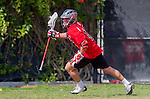 Los Angeles, CA 02/15/14 - unidentified Utah player(s) in action during the Utah versus USC game as part of the 2014 Pac-12 Shootout at UCLA.  Utah defeated USC 10-9.
