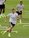 2013/09/27-Entrenamiento de Garreth Bale con el Real Madrid