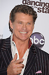 "HOLLYWOOD, CA. - November 01: David Hasselhoff attends ""Dancing With The Stars"" 200th Episode at Boulevard 3 on November 1, 2010 in Hollywood, California."