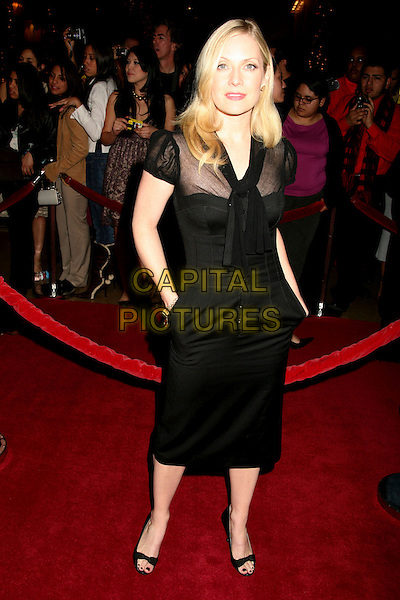 EMILY PROCTER.The 8th Annual Family Television Awards at the Beverly Hilton Hotel, Beverly Hills, California, USA..November 29th, 2006.full length black dress.CAP/ADM/BP.©Byron Purvis/AdMedia/Capital Pictures