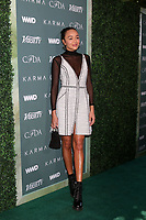 LOS ANGELES - FEB 20:  Ashley Madekwe at the CFDA Variety and WWD Runway to Red Carpet at Chateau Marmont Hotel on February 20, 2018 in West Hollywood, CA