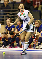 Luisa Steindor   <br /> / Sport / Hockey Hnhockey / World Championships Weltmeisterschaft Damen /  2017/2018 / 07.02.2018 / GER BRGermany vs. Russland *** Local Caption *** © pixathlon<br /> Contact: +49-40-22 63 02 60 , info@pixathlon.de