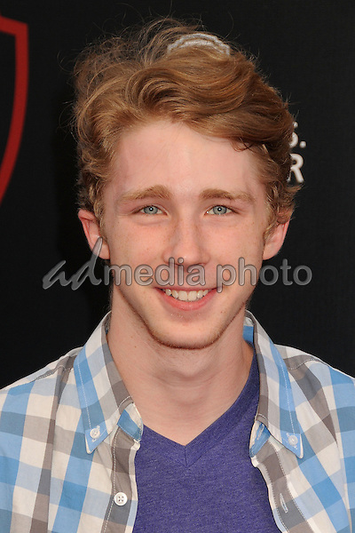 14 July 2015 - Burbank, California - Joey Luthman. Warner Bros. Studio Tour Stage 48: Script to Screen Launch Event held at Warner Bros. Studios. Photo Credit: Byron Purvis/AdMedia