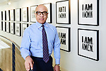 Darren Walker at the Ford Foundation. Photo: Simon Luethi/Ford Foundation.