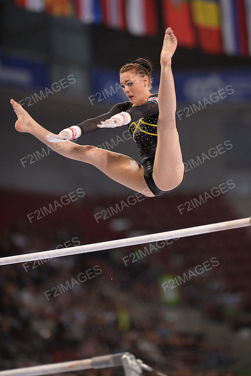30th European Women's Artistic Gymnastics Team Championships, Juniors and Seniors 5/2014