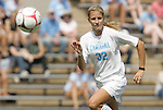 12 September 2009: North Carolina's Kristi Eveland. The University of North Carolina Tar Heels defeated the Texas A&M University Aggies 2-0 at Fetzer Field in Chapel Hill, North Carolina in an NCAA Division I Women's college soccer game.