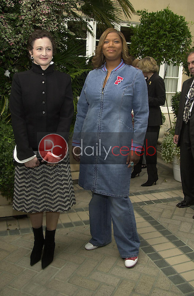 Nina Jacobson and Queen Latifah