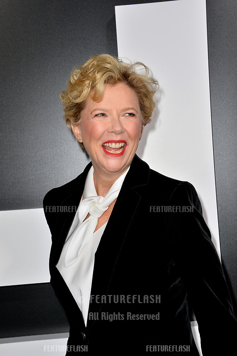"LOS ANGELES, CA. September 13, 2018: Annette Bening at the premiere for ""Life Itself"" at the Cinerama Dome.<br /> Picture: Paul Smith/Featureflash"