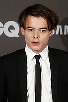 MADRID, SPAIN- November 16: Charlie Heaton attends the GQ Awards 2017 at the Palace Hotel in Madrid, Spain November16, 2017. Credit: Jimmy Olsen/Media Punch ***NO SPAIN*** /NortePHoto.com