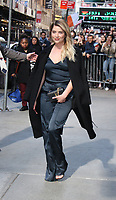 NEW YORK, NY April .18, 2017 Ashley Benson at Good Morning America  to  talk about final season of Pretty Little Liars in New York April 18,  2017. <br /> CAP/MPI/RW<br /> &copy;RW/MPI/Capital Pictures