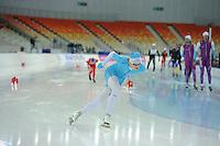SPEEDSKATING: SOCHI: Adler Arena, 19-03-2013, Training, Maurice Vriend (NED), © Martin de Jong