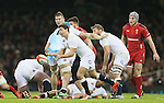 Ben Youngs of England - RBS 6Nations 2015 - Wales  vs England - Millennium Stadium - Cardiff - Wales - 6th February 2015 - Picture Simon Bellis/Sportimage