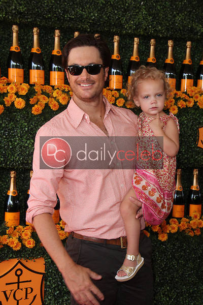 Oliver Hudson, Rio Hudson<br /> at the Sixth-Annual Veuve Clicquot Polo Classic, Will Rogers State Historic Park, Pacific Palisades, CA 10-17-15<br /> David Edwards/Dailyceleb.com 818-249-4998
