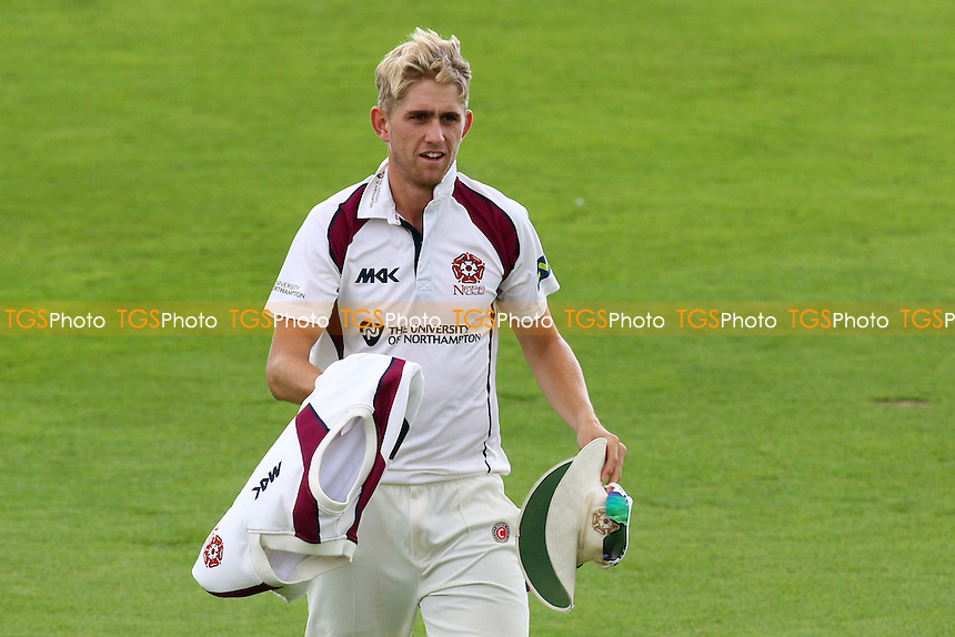 Olly Stone of Northamptonshire CCC