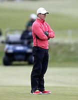Thursday 28 May 2015; <br /> <br /> Dubai Duty Free Irish Open Golf Championship 2015, Round 1 County Down Golf Club, Co. Down. Picture credit: John Dickson / SPORTSFILE