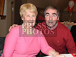 Felix and Ann Hackett pictured at St Nicholas GFC awards night in The Thatch. Photo:Colin Bell/pressphotos.ie