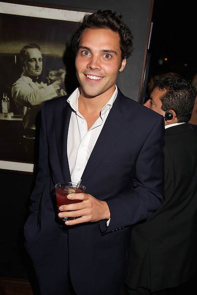 Andy Jordan at The Beulah Party in The Brompton Club