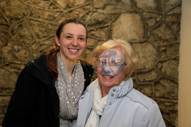 Helen and patricia Maddenat the ODS lecture called 'Who Fears to Wear the Red Hand Badge' in the Governors House, Millmount.<br />  Picture: Fran Caffrey www.newsfile.ie
