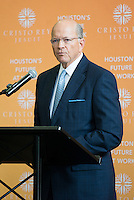 Cristo Rey Jesuit Sponsor Company Luncheon with Hall of Fame  Quarterback Roger Staubach at Minute Maid Park