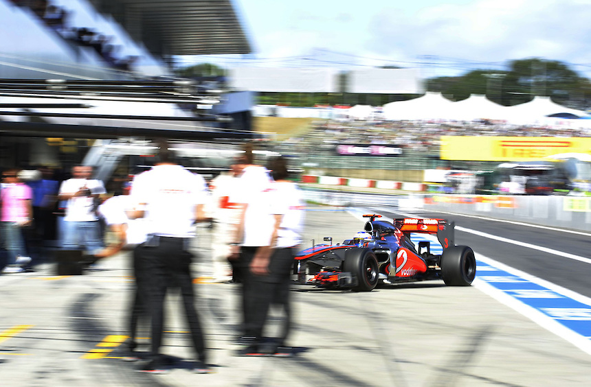 .Jenson Button (GBR),  McLaren F1 Team  ..2012 FIA Formula One World Championship - Japanese Grand Prix - Suzuka Circuit - Suzuka - Japan - Friday 5th October 2012...