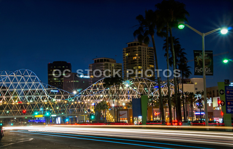 Long Beach Skyscrapers at Aquarium Way and Shoreline Dr