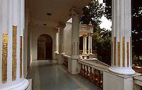 Italien, Capri, Villa Lysis = Villa Fersen