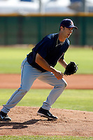 Joey Mihalic  -  Cleveland Indians - 2009 spring training.Photo by:  Bill Mitchell/Four Seam Images