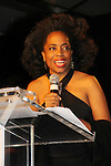 """Another World's Rhonda Ross at The Fourteenth Annual Hearts of Gold Gala """"Hooray for Hollywood!"""" - with its mission to foster sustainable change in lifestyle and levels of self-sufficiency for homeless mothers and their children on October 28, 2010 at the Metropolitan Pavillion, New York City, New York. (Photo by Sue Coflin/Max Photos)"""