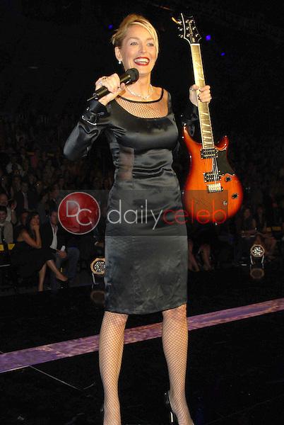 Sharon Stone<br />at the Macy's Passport Gala 2006. Barker Hangar, Santa Monica, CA. 09-28-06<br />Dave Edwards/DailyCeleb.com 818-249-4998