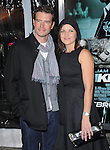 Scott Foley and wife attends The Warner Bros. Pictures Premiere of Unknown held at The Regency Village Theatre in Westwood, California on February 16,2011                                                                               © 2010 DVS / Hollywood Press Agency