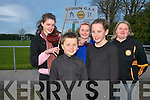 Everyone is practicing in Currow for the upcoming Currow variety show to raise funds for the GAA. .Back L-R Emer O'Shea, Rachael O'Connor and Margo Brosnan .Front L-R Paul O'Connor and Fiona Nelligan McGuire.