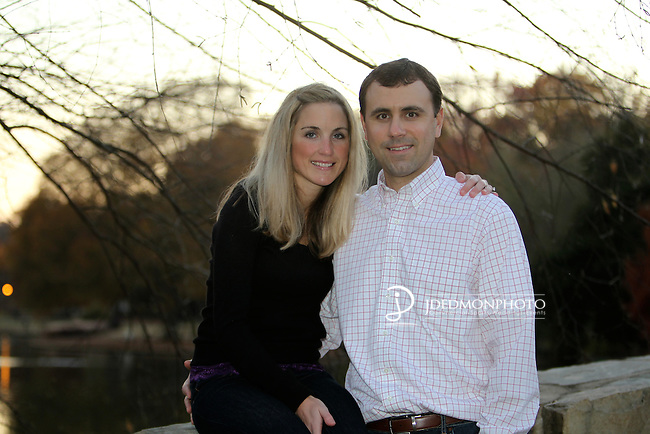 Alicia and Grant Casual Shots