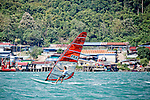 FranceRS:XMenHelmFRATL41TitouanLe Bosq<br /> Day1, 2015 Youth Sailing World Championships,<br /> Langkawi, Malaysia