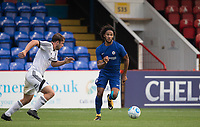 Izzy Brown of Chelsea U23 during the pre season friendly match between Aldershot Town and Chelsea U23 at the EBB Stadium, Aldershot, England on 19 July 2017. Photo by Andy Rowland / PRiME Media Images.