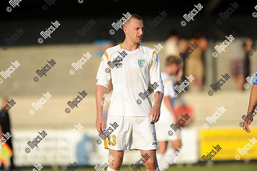 2012-07-25 / Voetbal / seizoen 2012-2013 / KFCO Wilrijk / Sven Van der Heyden..Foto: Mpics.be