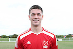10 January 2016: Colin Bonner (UNC Wilmington). The adidas 2016 MLS Player Combine was held on the cricket oval at Central Broward Regional Park in Lauderhill, Florida.