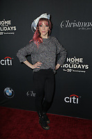 LOS ANGELES - NOV 18:  Lindsey Stirling at the Grove Christmas Tree Lighting at the Grove on November 18, 2018 in Los Angeles, CA