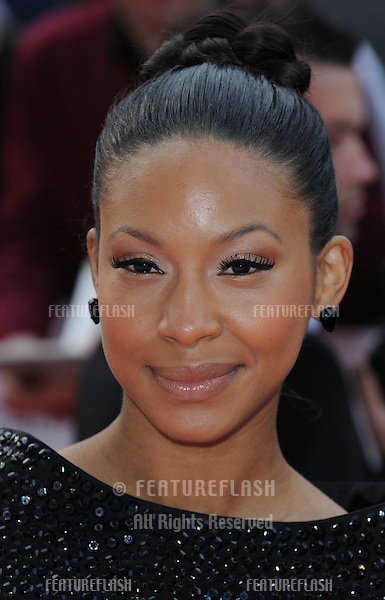 Shanika Warren-Markland attends the National Movie Awards at Royal Festival Hall,  London. 26/05/2010.Picture By: Gerry Copper / Featureflash..