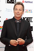 Julian Clary at the British LGBT Awards at the London Marriott Hotel Grosvenor Square, Grosvenor Square, London on Friday 11 May 2018<br /> CAP/ROS<br /> &copy;ROS/Capital Pictures