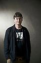 Ian Rankin Crime  writer  at The Edinburgh International Book Festival   . Credit Geraint Lewis